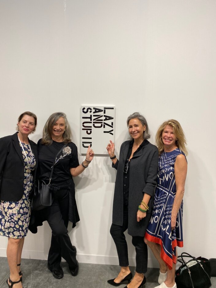 London to Art Basel Miami: Part One