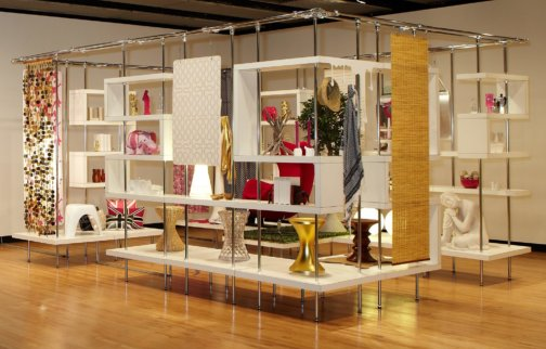 Matthew Darbyshire: An Exhibition For Modern Living at Manchester Art Gallery