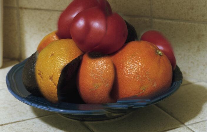 Lucas Blalock, Athena's Fruit Dish, 2012