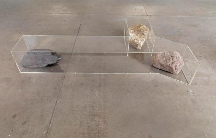 Nicole Wermers, Untitled Bench, 2008