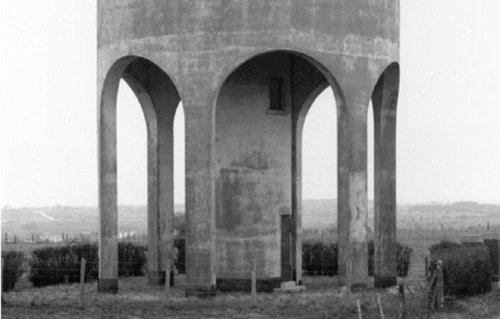Bernd & Hilla Becher, Water Tower Diepholz, Westfalen, 1979, 2005
