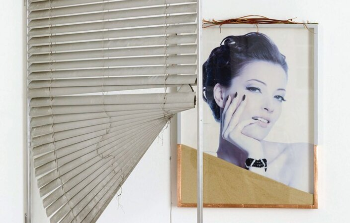 Gabriele Beveridge, Mostly that your Face is like the Sky Behind the Holiday Inn, 2013