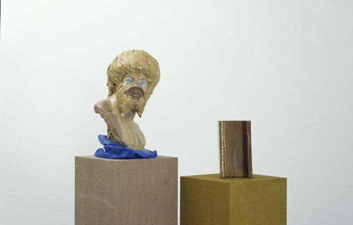 Steven Claydon, A Lark Descending (Preparations for Leda), 2008
