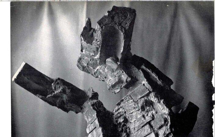 Wade Guyton, Untitled (Red Dot), 2005