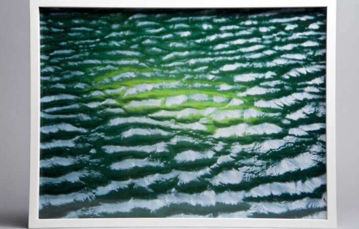 Alexander Heim, Untitled (Regents Canal), 2010. Limited edition for the Zabludowicz Collection