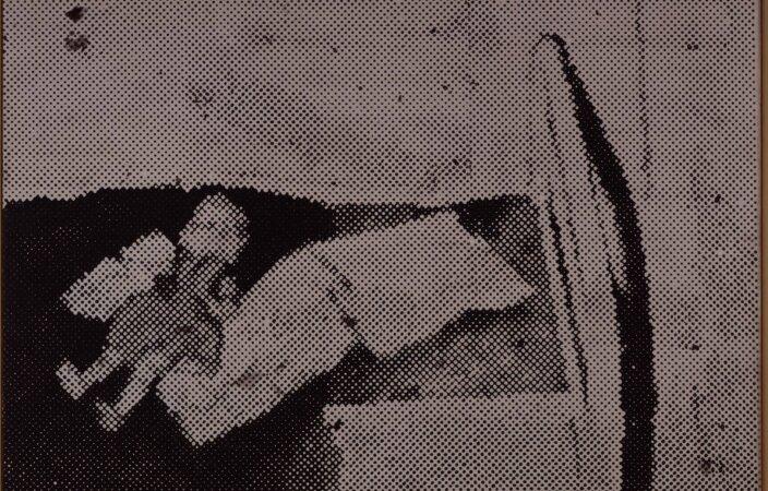 Sigmar Polke, Puppe, 1965