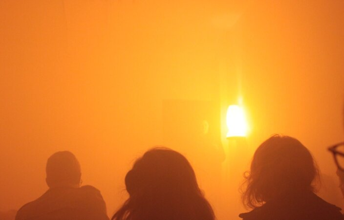 Richard Sides, Heavenly Spheres, 2012