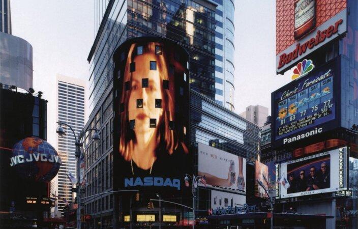 Thomas Struth, Times Square, New York, 2000