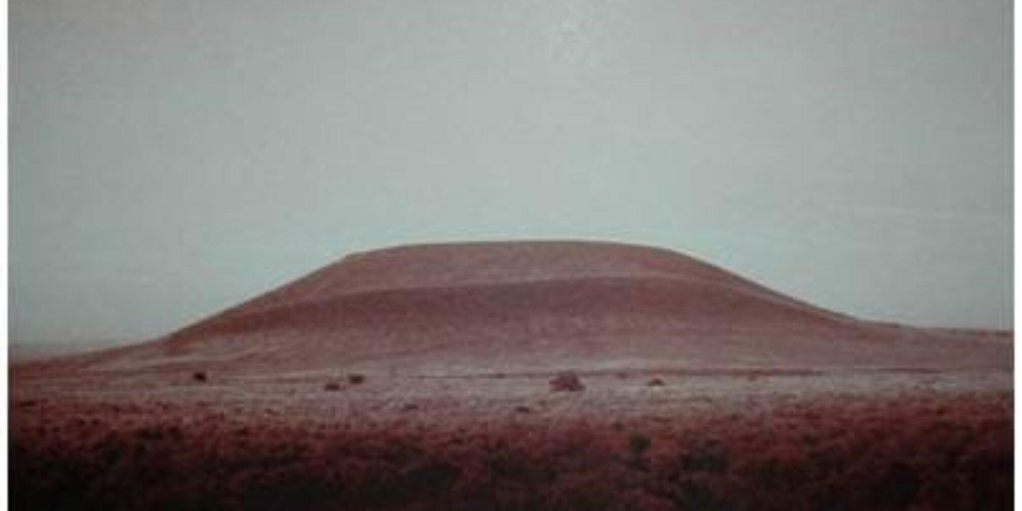 Erin Shirreff, Roden Crater, 2009