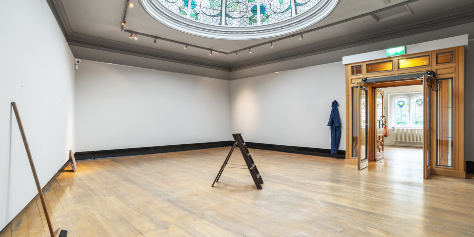 Installation view Susan Collis, When we loved you best of all, 2017, at Touchstones Gallery, Rochdale