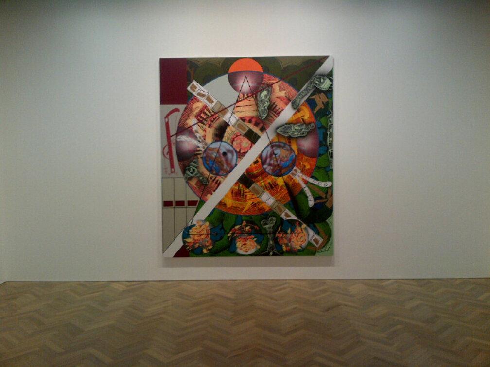 Lari Pittman loan to the Hammer Museum