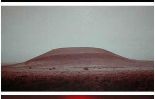 Erin Shirreff's Roden Crater on loan for artist's first major survey