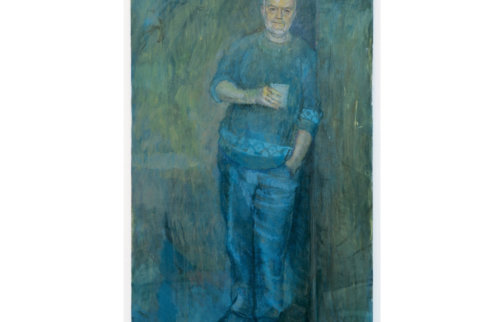 Michael Fullerton painting on long term loan to Tate Britain