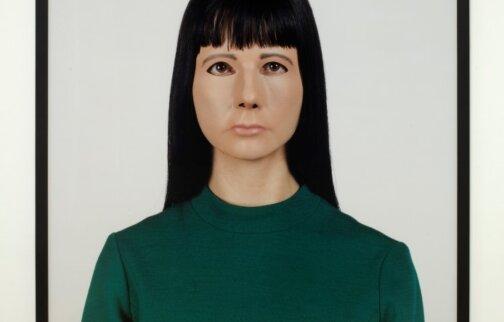 Gillian Wearing 'Self Portrait' featured in SMK solo exhibition