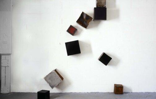 Katja Strunz in Zero Hours at S1 Artspace, Sheffield