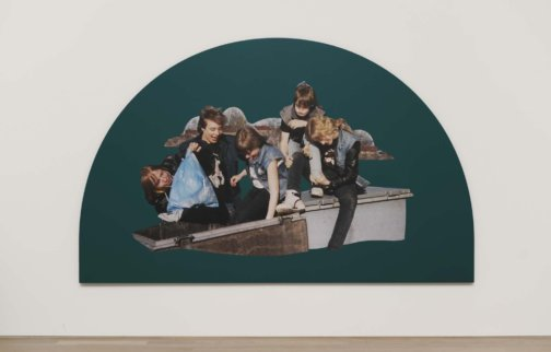 Works by David Haines and Stephen Shearer from the Zabludowicz Collection on show in Cork, Ireland
