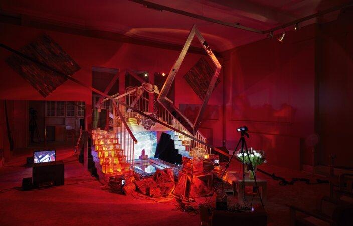 Samara Golden, Bad Brains, 2012. Photo: Stuart Whipps