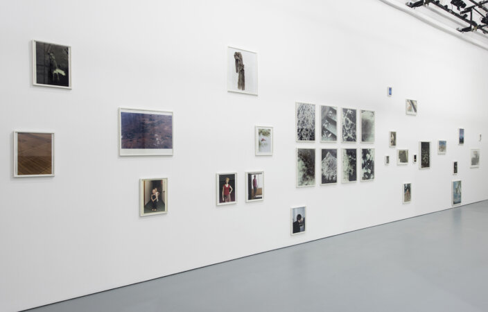 Wolfgang Tillmans, Berlin Installation 1995-2000, 2000, installation view You Are Looking at Something That Never Occurred, 2017. Photo: Thierry Bal