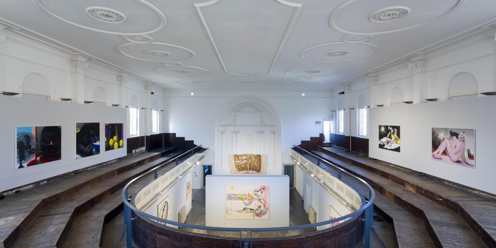 Curator Tour: Paul Luckraft