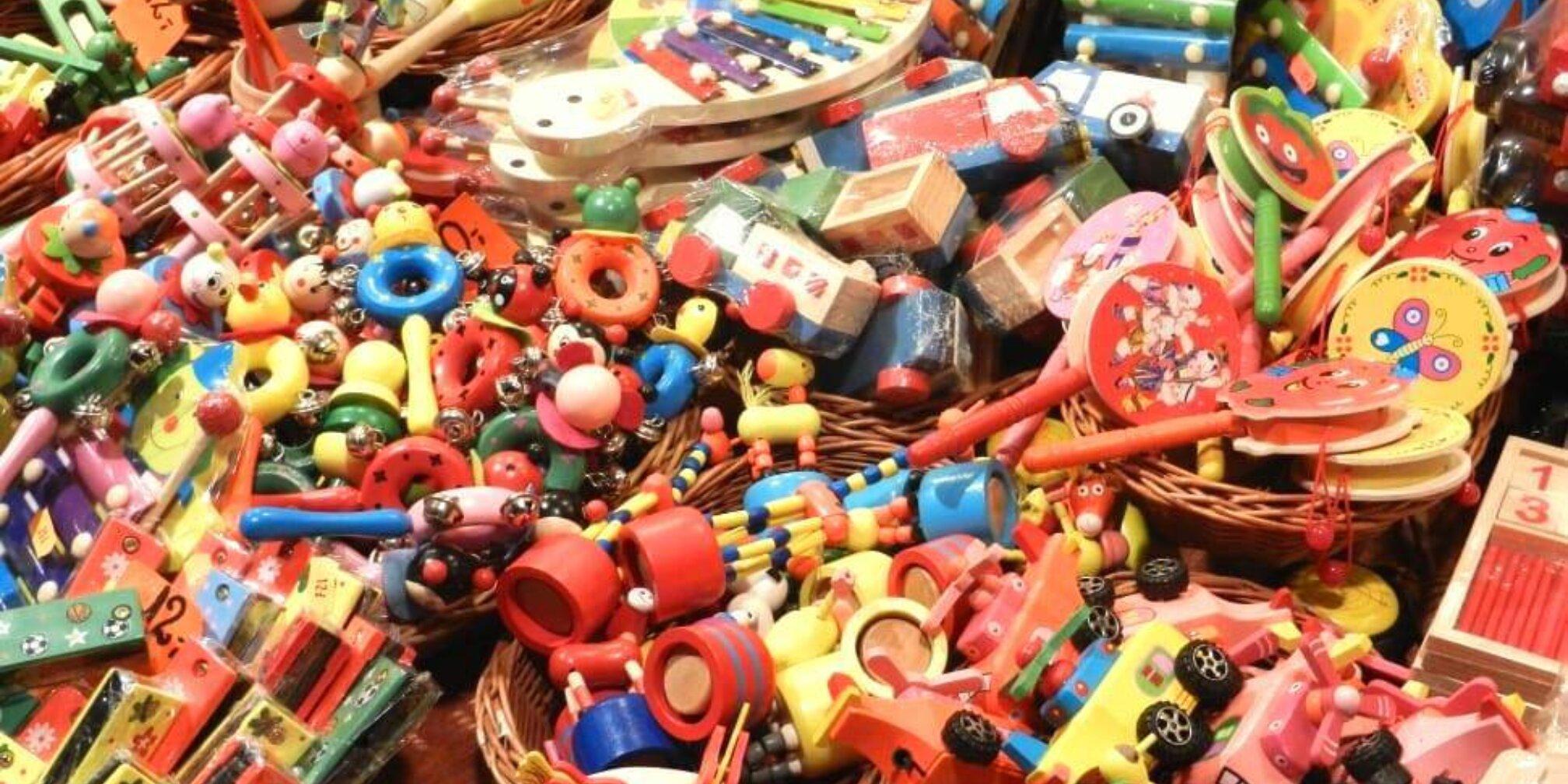 Families Create: Pound Shop Printmaking