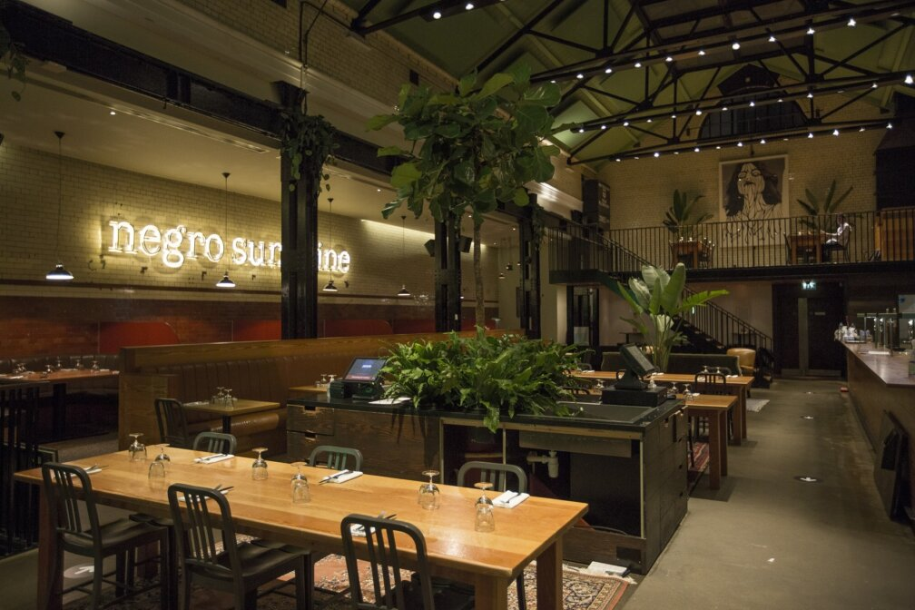 The Tramshed Project
