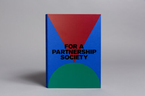HAROON MIRZA/HRM199: FOR A PARTNERSHIP SOCIETY
