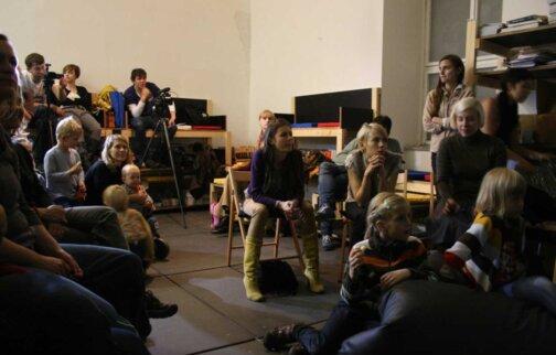 Zabludowicz Collection Guest Spot: ELF & Martina Mullaney - Artist/Mother/Practice, 2014 at Zabludowicz Collection, London