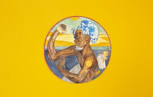 Zabludowicz Collection Invites: Richard Ayodeji Ikhide
