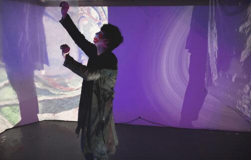 Performance: Able Zhang, KONG ZHONG
