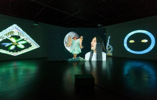 Performance & Talk: Shana Moulton & Nick Hallett