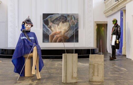 World Receivers, 2019, Installation View, Photo: Tim Bowditch