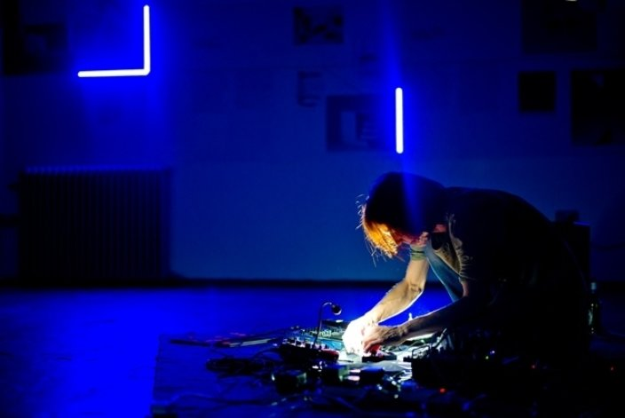 Sculptural Sounds: Laura Buckley and Franziska Lantz