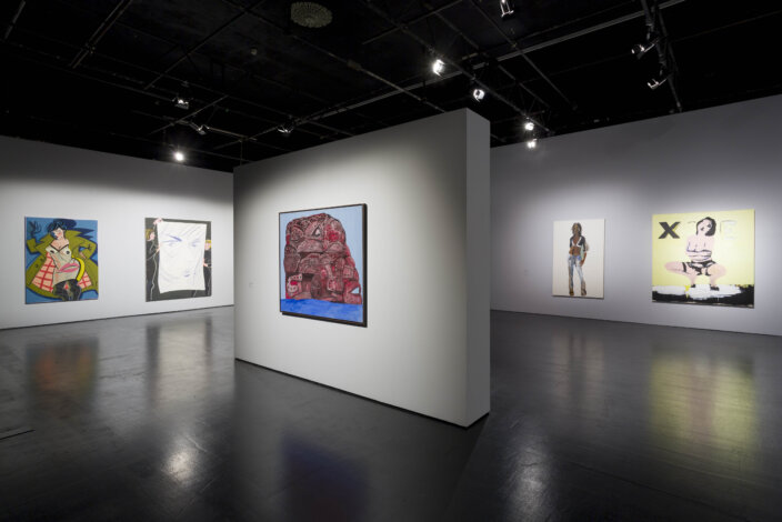 The Stand-Ins: Figurative Painting from the Collection