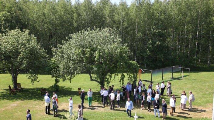Introduction to Sarvisalo - Suomi