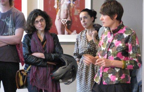 Curators' Tour