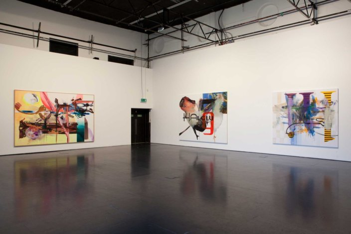 Painting from the Zabludowicz Collection Part II: Albert Oehlen