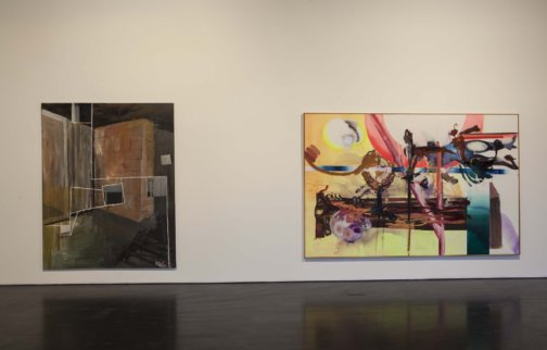 Painting from the Zabludowicz Collection: Albert Oehlen