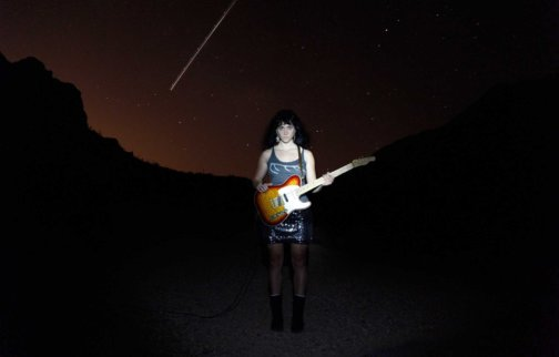 Laurel Nakadate, Untitled from the Star Portrait series, 2011 (still)