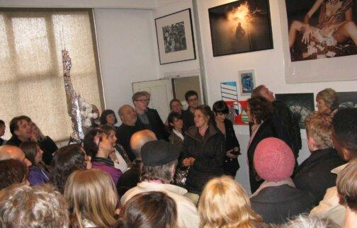 Artist's Tour- Anna Catherina Gebbers, Alex Heim, Sophie Von Hellermann and Tracey Emin
