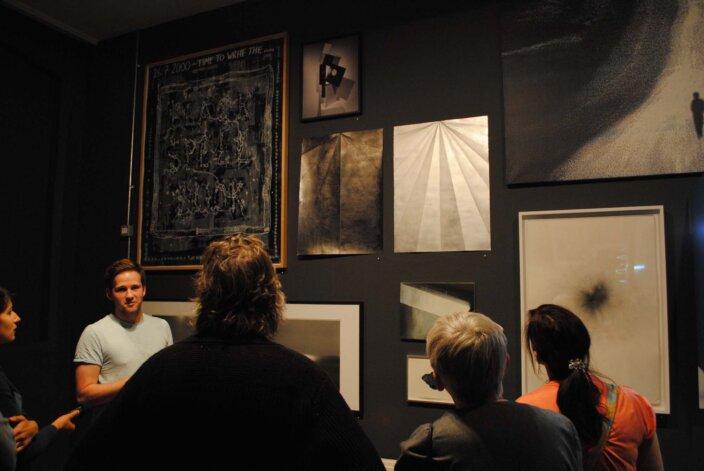 Artist's Tour - Steve Bishop