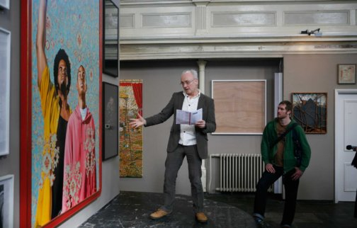 Visitor's Tour- John O'Hora