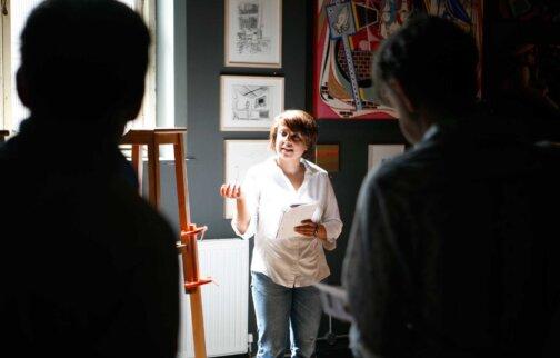 Visitor's Tour- Mia Gulati
