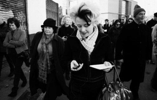 Artist-led Walk Cathi Unsworth