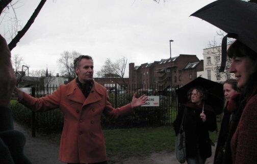 Artist-led Walk Mark Wayman