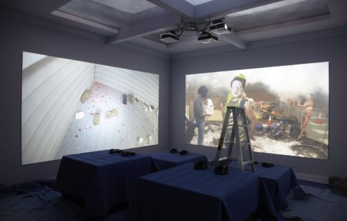 Priority Innfield travels to Montreal Museum of Contemporary Art
