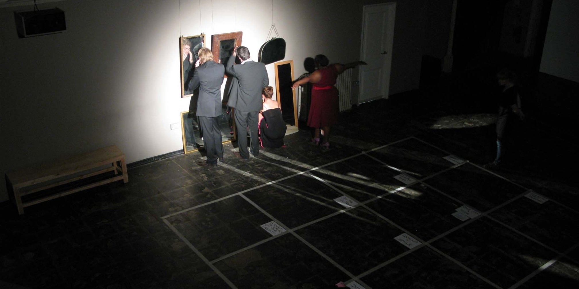 If I walk through this door will I find heaven?, 2009 at Zabludowicz Collection, London