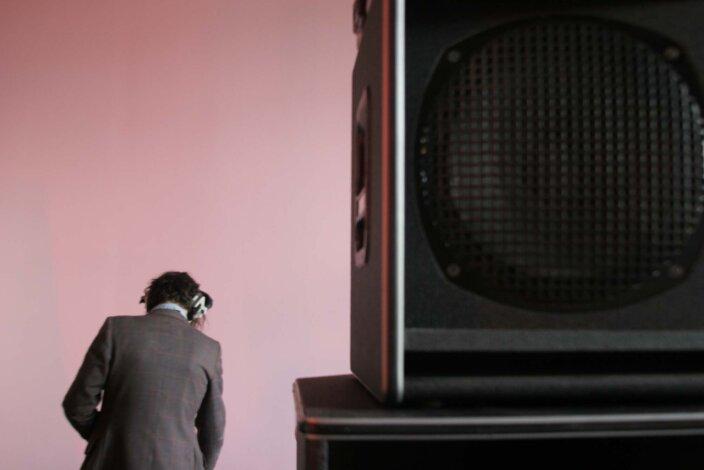 antiDOTE, 2009 at Zabludowicz Collection, London. Photo: Tim Bowditch