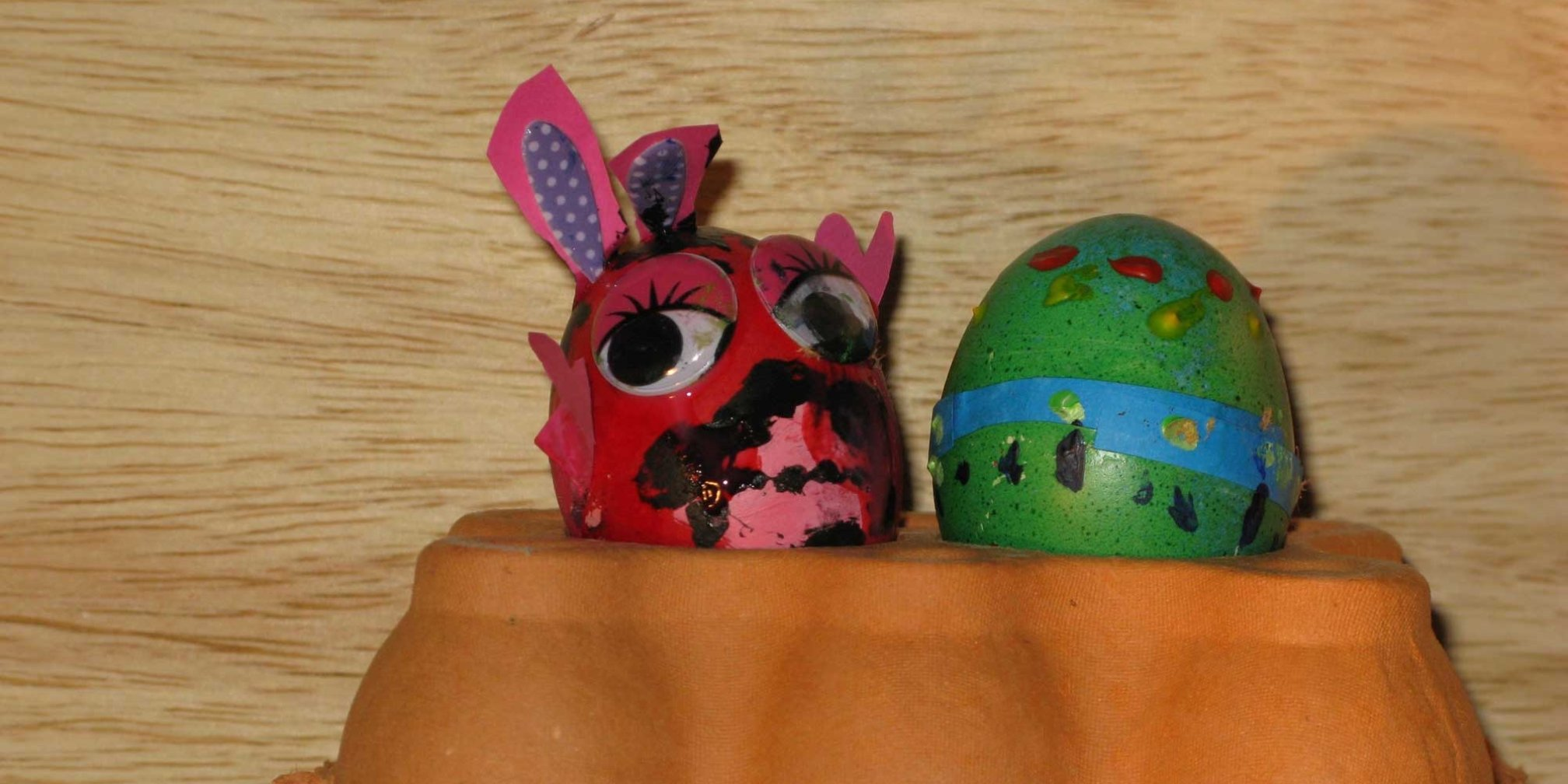 Scrambled Stanzas: Easter Special