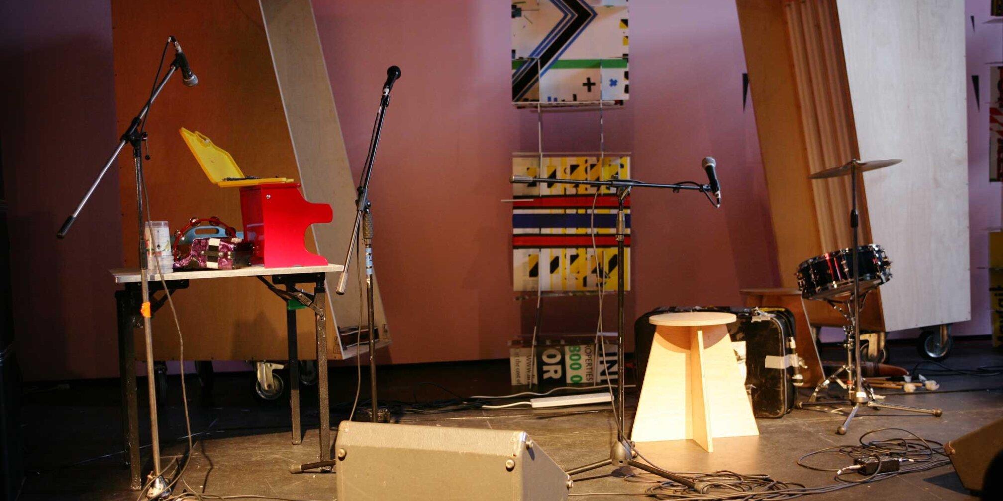 Soundcheck, 2009 , Zabludowicz Collection, London. Photo: Sharon O'Neil