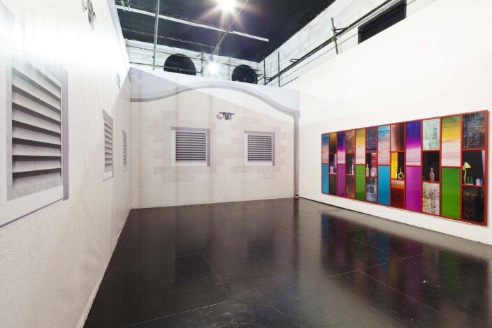 Matthew Darbyshire: T Rooms